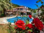 Villa Gül Evi Deniz ve Doğa Manzaralı Kiralık Villa